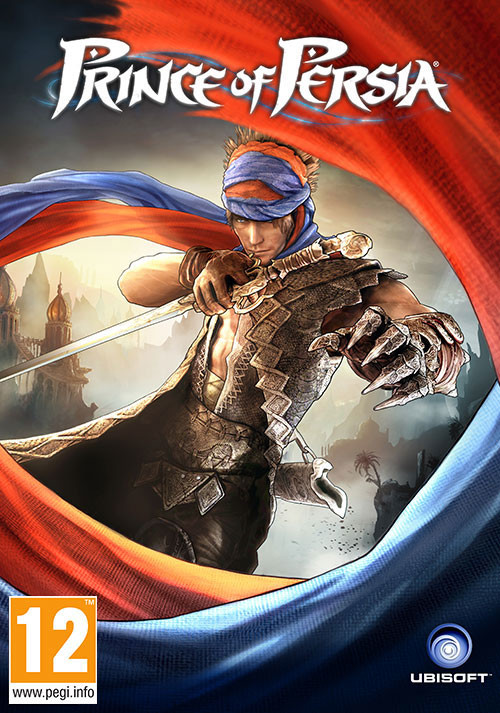 Prince of Persia - Cover / Packshot