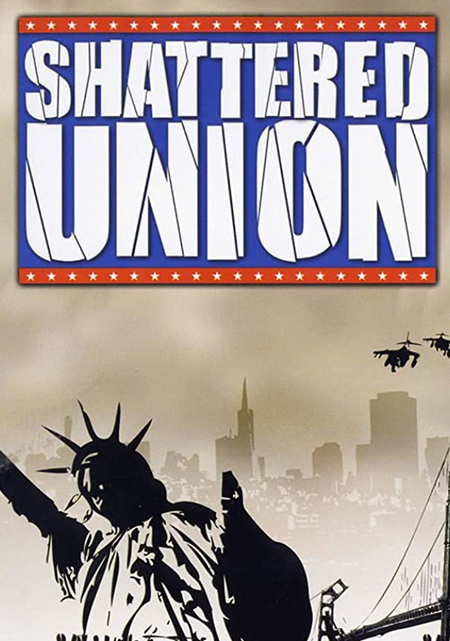 Shattered Union - Cover / Packshot
