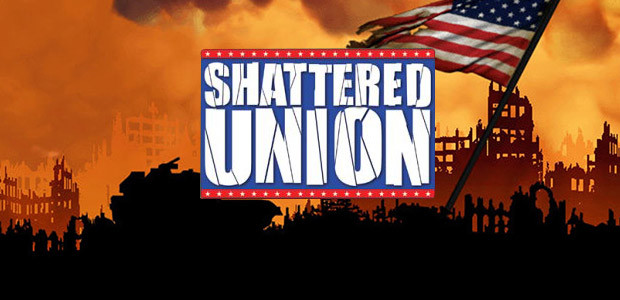 Shattered Union - Cover / Packshot