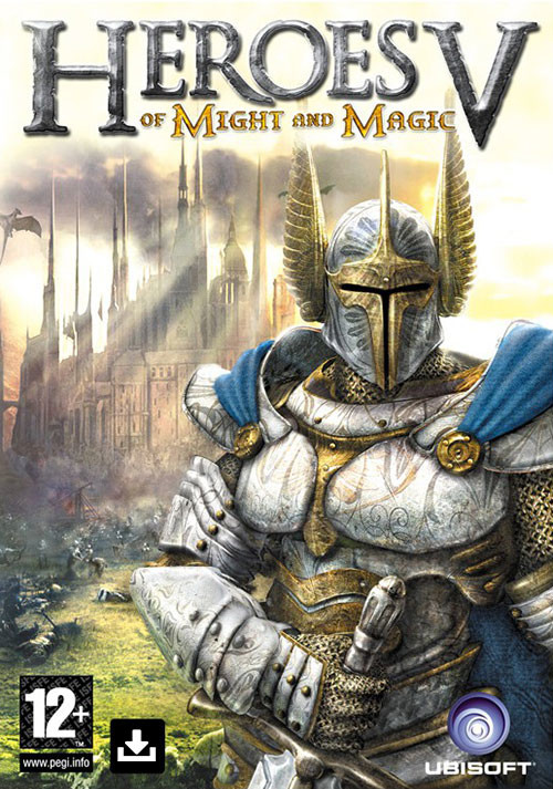 Heroes of Might and Magic V - Cover