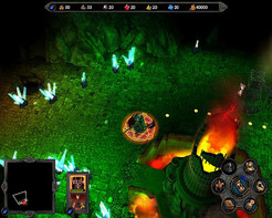 Screenshot1 - Heroes of Might and Magic V: Hammers of Fate