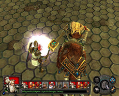 Screenshot2 - Heroes of Might and Magic V: Hammers of Fate