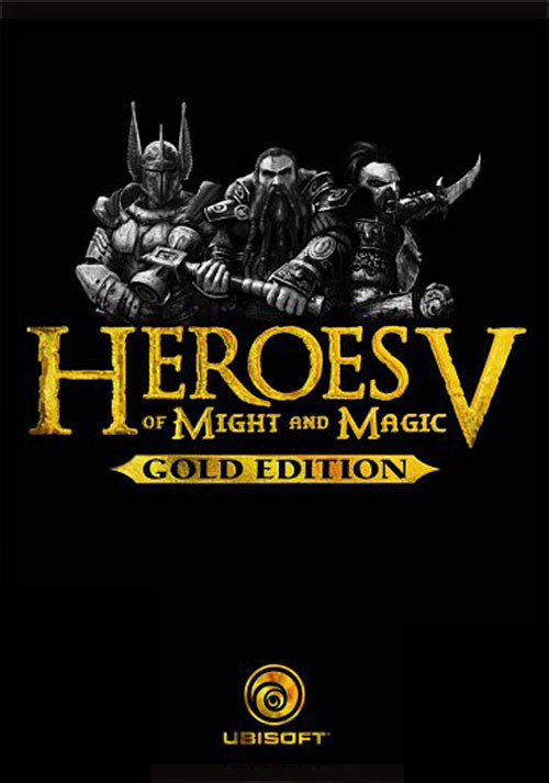 Heroes Of Might and Magic V: Gold Edition - Cover