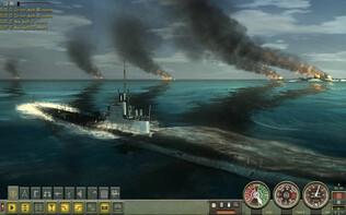 Screenshot4 - Silent Hunter 4: Gold Edition