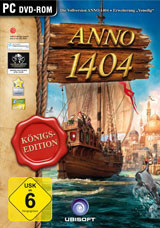 Anno 1404: Königsedition - Cover