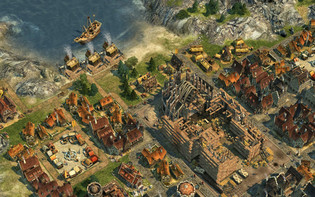 Screenshot4 - Anno 1404: Königsedition