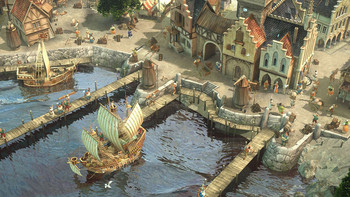 Screenshot5 - Anno 1404: Königsedition
