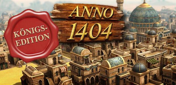 Anno 1404: Königsedition