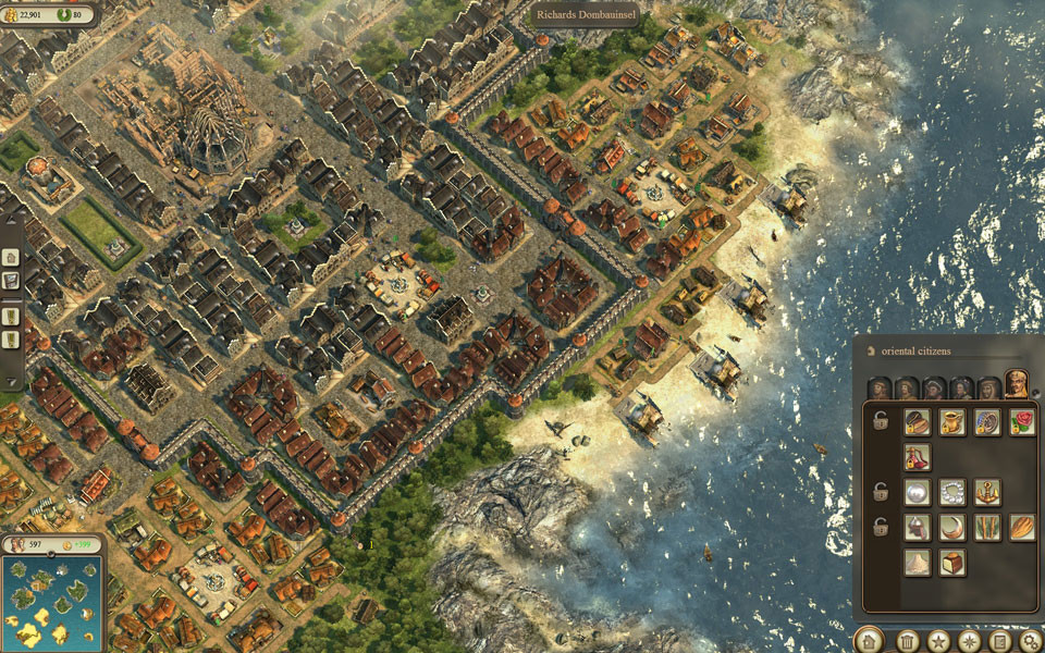 Anno 1404 gold edition cl cd uplay acheter et for Anno 2070 find architect