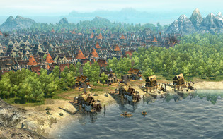Screenshot1 - Anno 1404 - Gold Edition