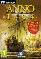 Anno 1404 - Gold Edition - Cover / Packshot