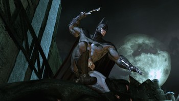 Screenshot1 - Batman Arkham Asylum: GOTY Edition