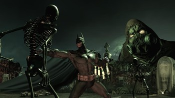 Screenshot7 - Batman Arkham Asylum: GOTY Edition