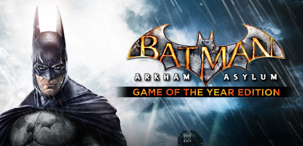 Batman Arkham Asylum: GOTY Edition - Cover / Packshot