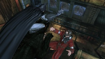 Screenshot5 - Batman Arkham Asylum: GOTY Edition