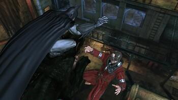 Screenshot5 - Batman Arkham Asylum: GOTY Edition