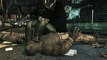 Screenshot2 - Batman Arkham Asylum: GOTY Edition
