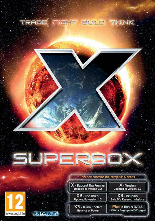 X-Superbox - Cover