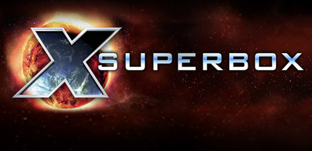X-Superbox - Cover / Packshot