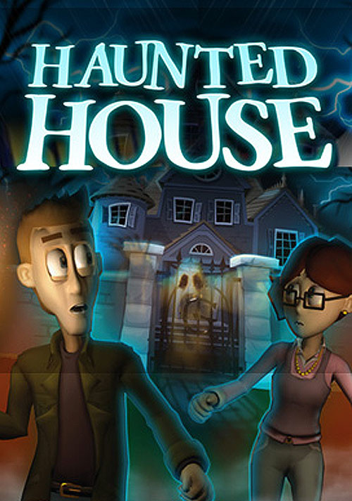Haunted House - Cover / Packshot