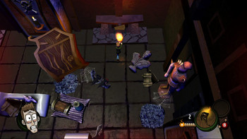 Screenshot2 - Haunted House