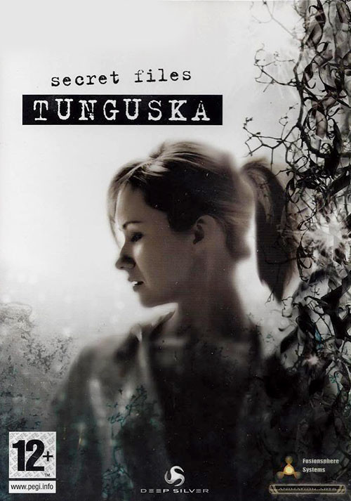 Secret Files: Tunguska - Cover / Packshot