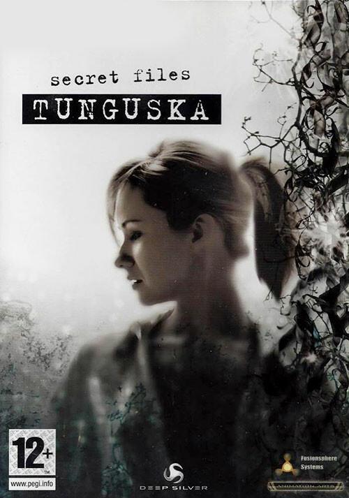 Secret Files: Tunguska - Cover