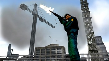 Screenshot1 - Grand Theft Auto III