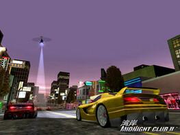 Screenshot1 - Midnight Club II