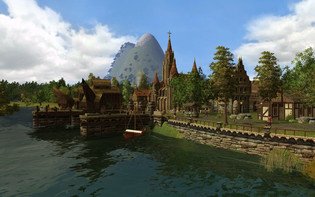 Screenshot2 - The Guild 2: Renaissance