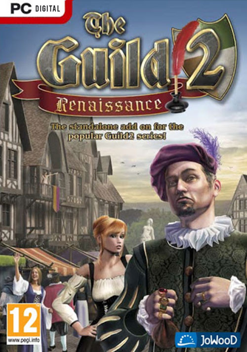 The Guild 2: Renaissance - Cover