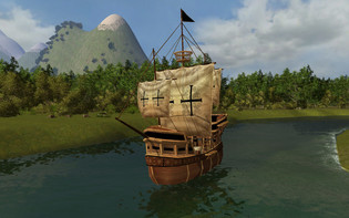 Screenshot1 - The Guild 2: Renaissance