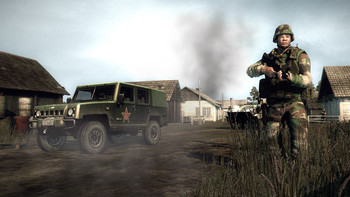 Screenshot2 - Operation Flashpoint: Dragon Rising