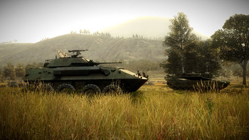 Screenshot5 - Operation Flashpoint: Dragon Rising