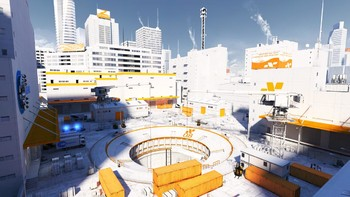 Screenshot5 - Mirror's Edge