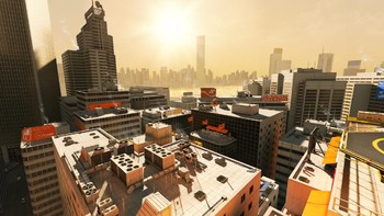 Screenshot7 - Mirror's Edge