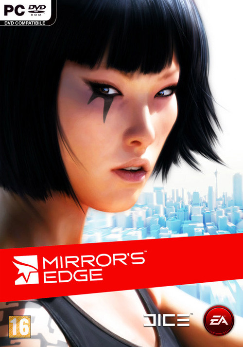 Mirror's Edge - Cover / Packshot