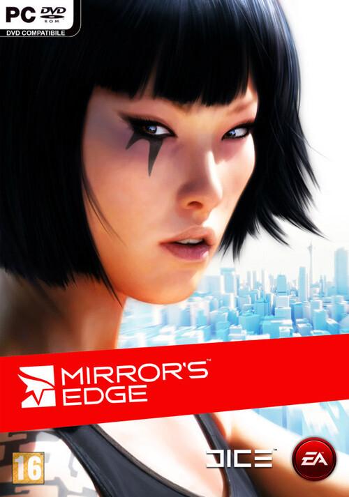 Mirror's Edge - Cover / Packshot