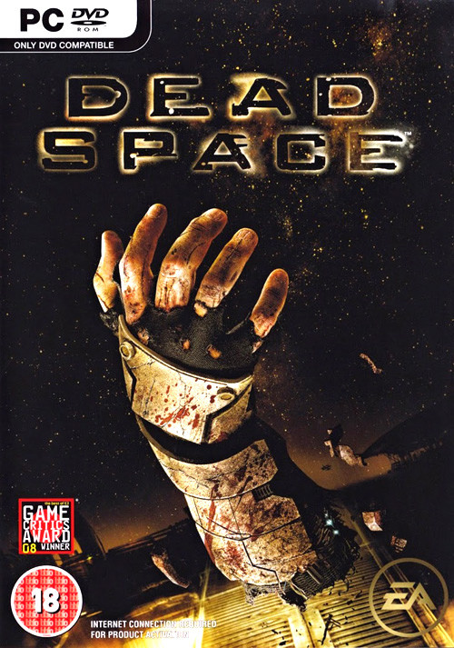 Dead Space - Cover / Packshot