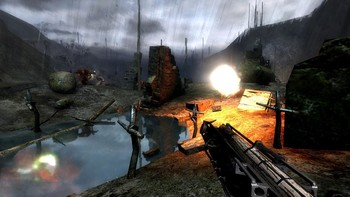 Screenshot1 - Painkiller Resurrection