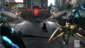 Screenshot3 - Devil May Cry 4