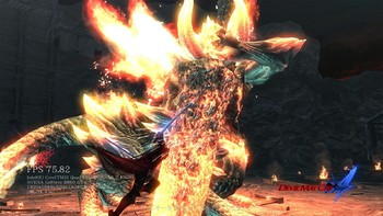 Screenshot4 - Devil May Cry 4