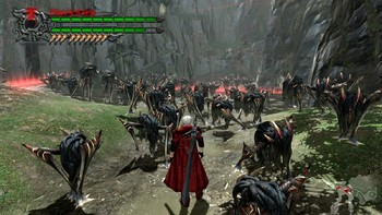 Screenshot7 - Devil May Cry 4