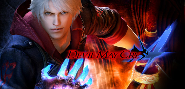 Devil May Cry 4 - Cover / Packshot