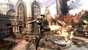 Screenshot4 - Devil May Cry 4 - Special Edition