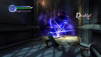 Screenshot2 - Devil May Cry 4 - Special Edition