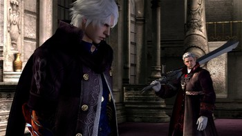 Screenshot6 - Devil May Cry 4 - Special Edition