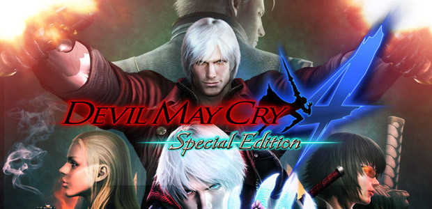 Devil May Cry 4 - Special Edition - Cover / Packshot