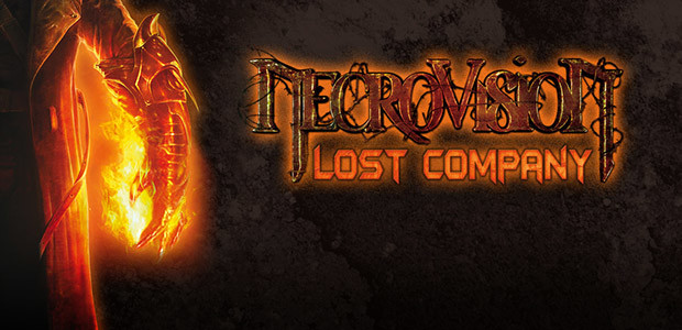 NecroVisioN: Lost Company - Cover / Packshot