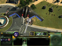 Screenshot1 - Act of War: Direct Action
